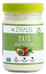 Primal Mayo Label